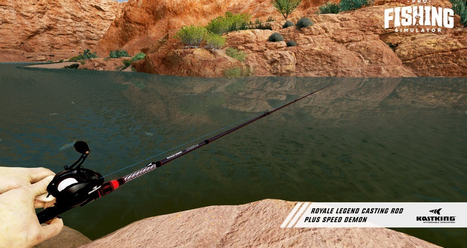Pro Fishing Simulator - Predator Pack