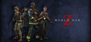 World War Z - The Professionals Pack