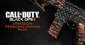 Call of Duty: Black Ops II - Dragon Personalization Pack