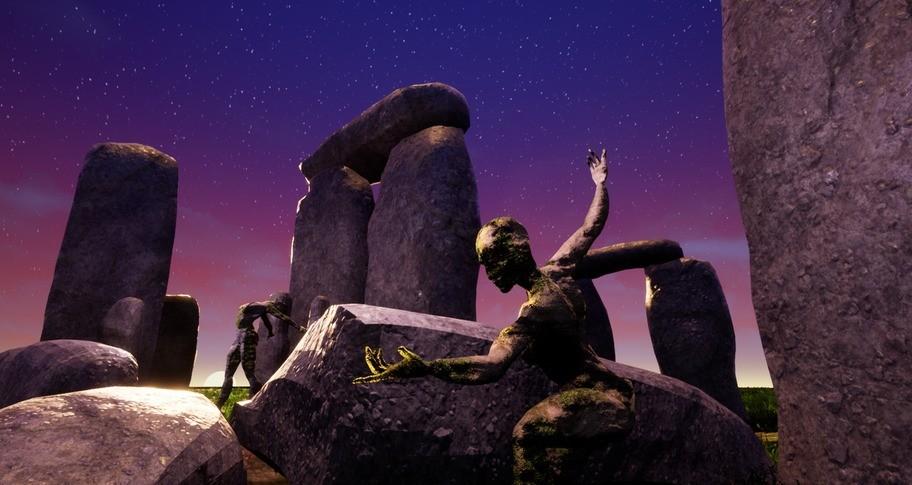 Ancient Rituals: Stonehenge