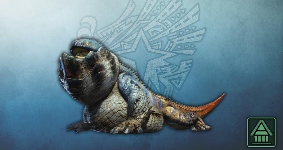 Monster Hunter World: Iceborne - MHW:I Monster Figure: Dodogama