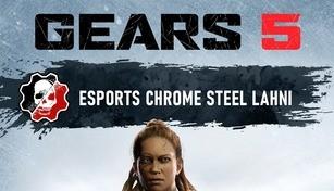 Gears 5 - Esports Chrome Steel Lahni