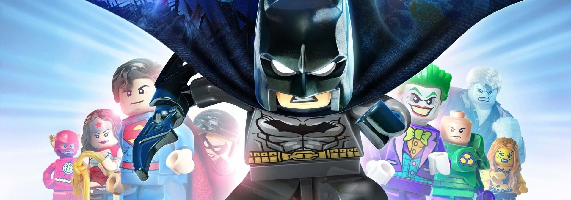 Image results for batman lego trilogy video game