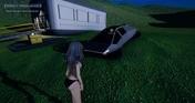 ANIME STANDING - Hover Cybertruck DLC