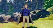 "FAIRY TAIL: Laxus's Costume ""Anime Final Season"""