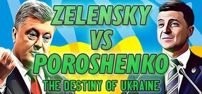 ZELENSKY vs POROSHENKO: The Destiny of Ukraine 🇺🇦
