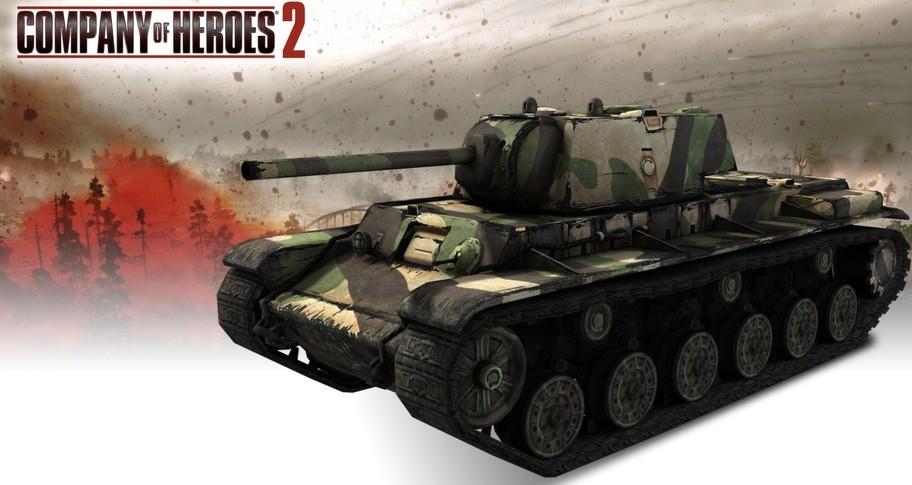 COH 2 - Soviet Skin: (H) Three Color Northwestern Front