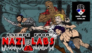 Escape From Nazi Labs - Original Soundtrack