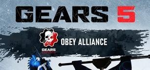 Gears 5 - Obey Alliance Bundle