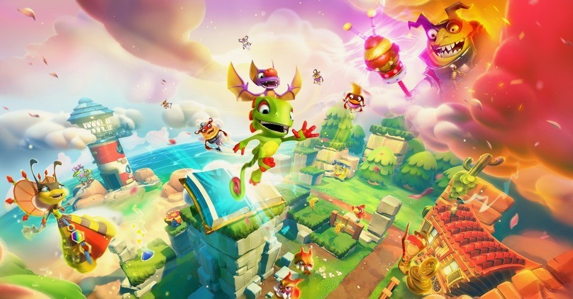 FREE Yooka-Laylee and the Impossible Lair for Prime Gaming users