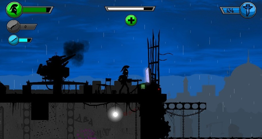 Neon Knight: Vengeance From The Grave