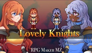 RPG Maker MZ - Lovely Knights Character Assets