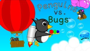 Penguins vs. Bugs