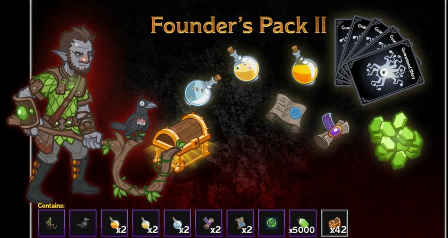 Founder's Pack II