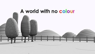 A World With No Colour