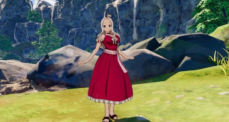"FAIRY TAIL: Mirajane's Costume ""Anime Final Season"""