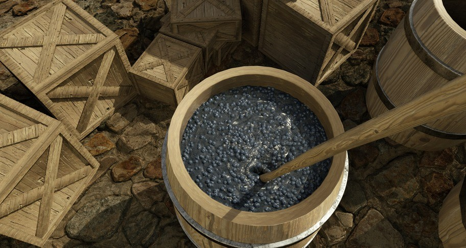 Winery Simulator