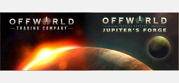 Offworld Trading Company and Jupiter's Forge
