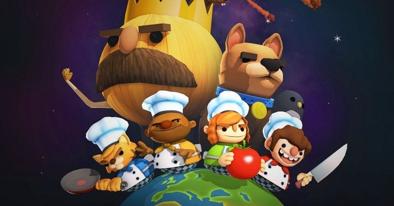 FREE Overcooked for Prime Gaming users
