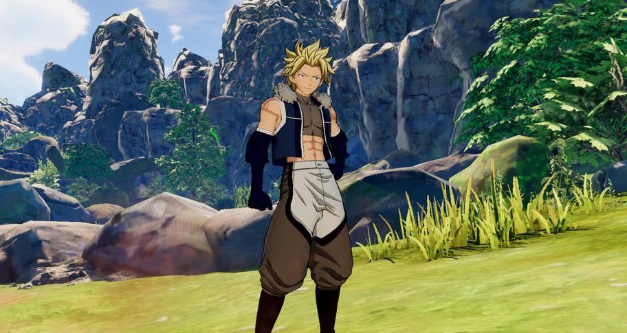 "FAIRY TAIL: Sting's Costume ""Anime Final Season"""