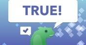 True or False Universe