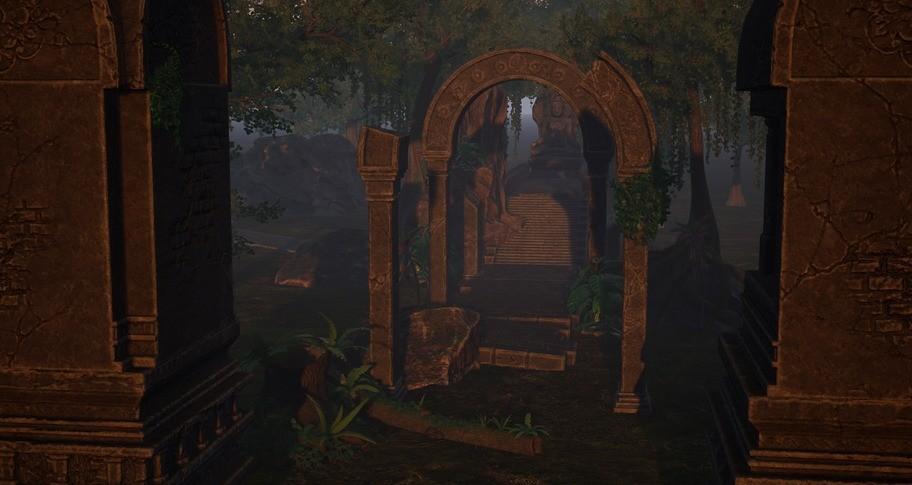 Realm Engine Jungle Ruins Asset Pack