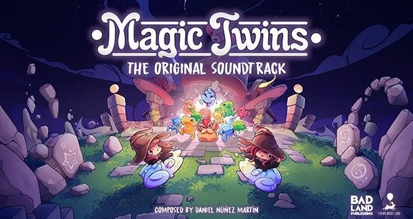 Magic Twins Soundtrack