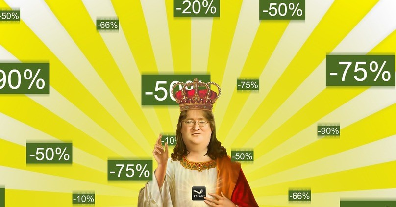 The date of Steam Lunar New Year Sale 2021 leak!