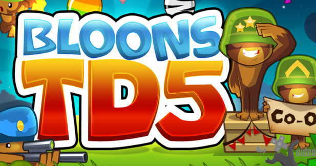 Steam daily deal – Bloons TD 5