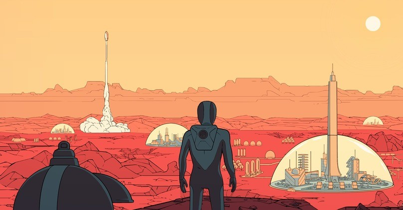 Surviving Mars is revealed as next FREE game from Epic Games Store