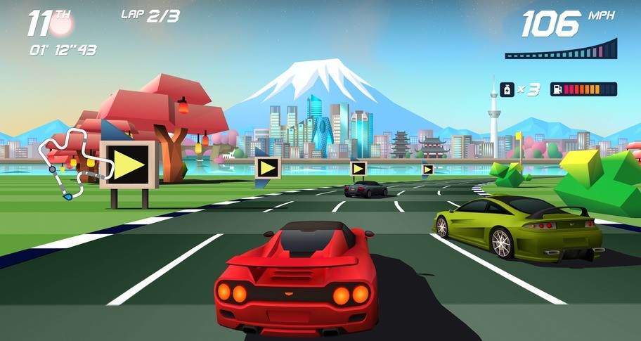 Horizon Chase Turbo - Senna Edition