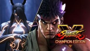 Street Fighter V - Season 5 Special Wallpapers