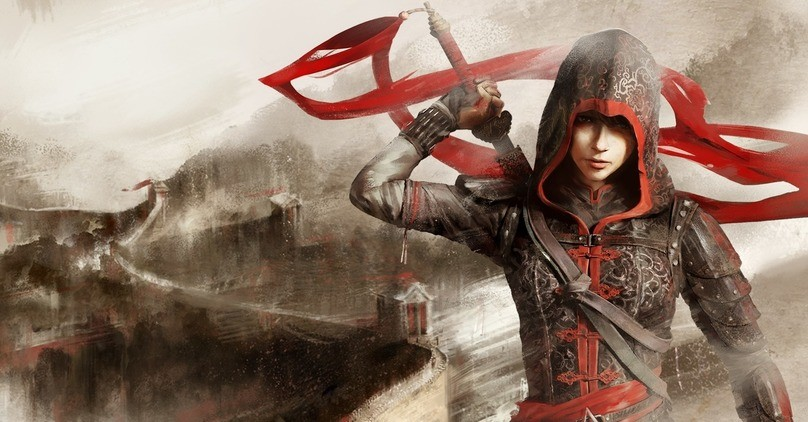 FREE Assassin's Creed Chronicles: China