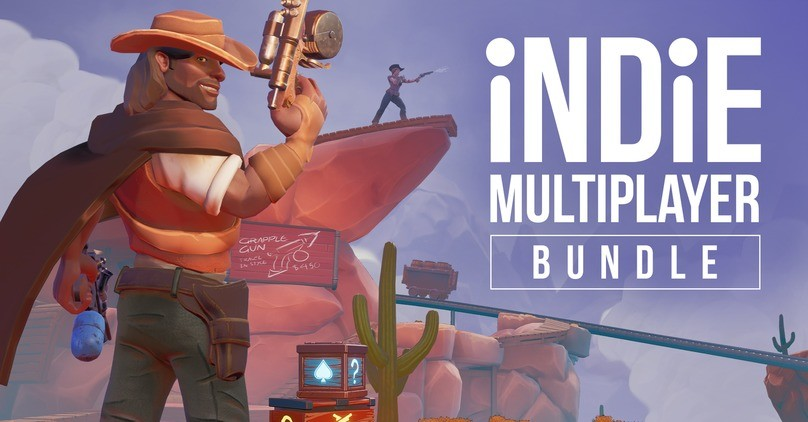 Fanatical - Indie Multiplayer Bundle