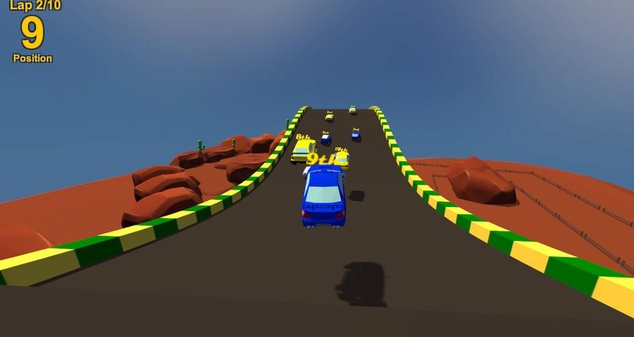 Barro Racing - Rally