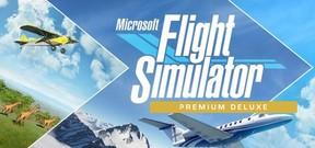 Microsoft Flight Simulator Premium Deluxe Bundle