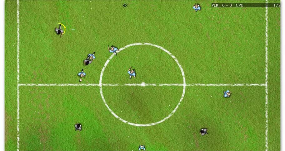 7 Soccer: a sci-fi soccer tale