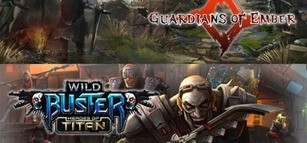 Guardians of Ember + Wild Buster Double Pack