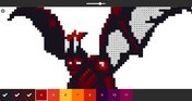 Color Pixel Heroes