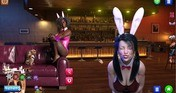 Strip Black Jack - Sex Bunny
