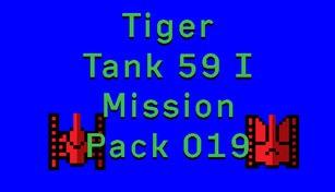 Tiger Tank 59 Ⅰ Mission Pack 019