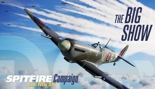 DCS: Spitfire LF Mk.IX The Big Show Campaign