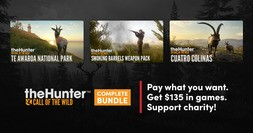 Humble theHunter: Call of the Wind Complete Bundle