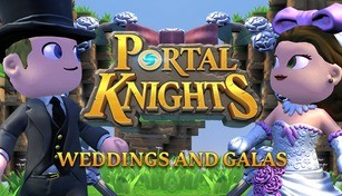 Portal Knights - Weddings and Galas