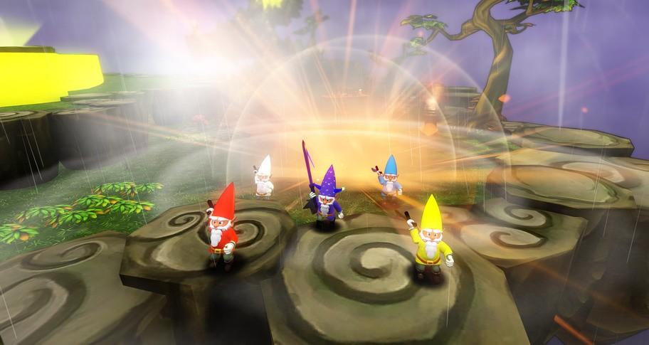 Gnomes vs. Fairies: Greckel's Quest - OST
