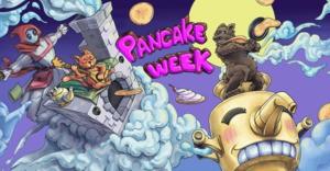 Steam - Pancake Week Sale and new Weeklong Deals (08-03.2021)