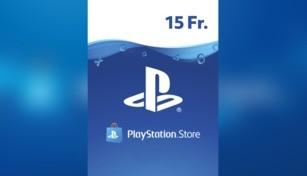 PlayStation Network Card 15 CHF