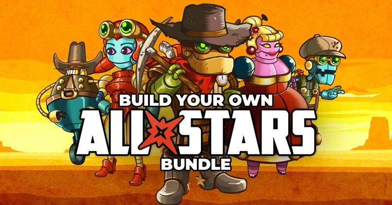 Fanatical - Build your own All Stars Bundle