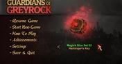 Guardians of Greyrock - Dice Pack: Magick Set 03