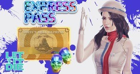 LET IT DIE -(Special)Express Pass- 002